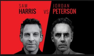 Sam Harris Jordan peterson