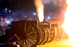 1812 Overture cannons