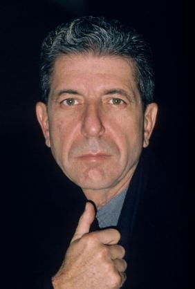 Leonard Cohen 1988