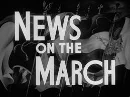 news on the march