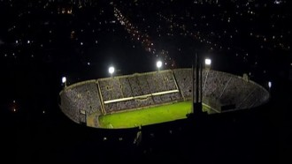 Football stadium secreto