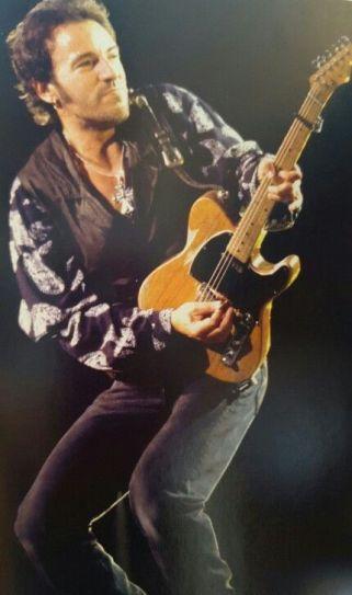Bruce Springsteen 1992