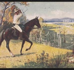 Boundary Rider 1