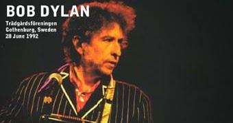 Bob Dylan 28 June 1992