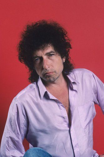 Bob Dylan 1985